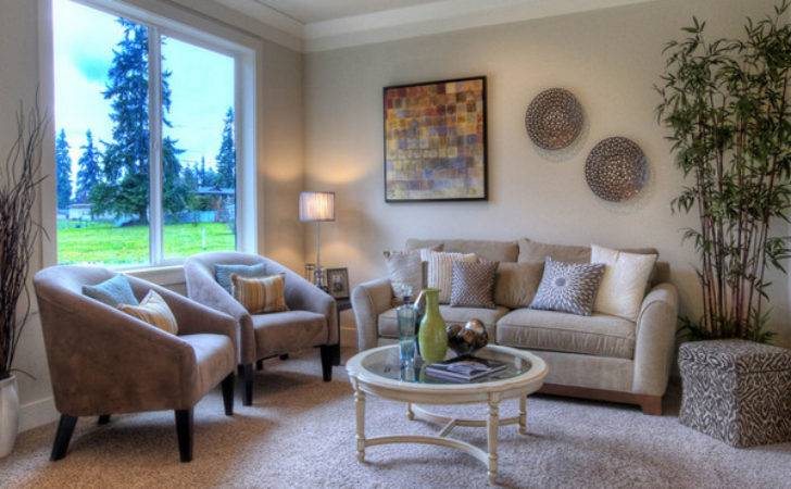Relaxing Brown Tan Living Room Designs Decoration