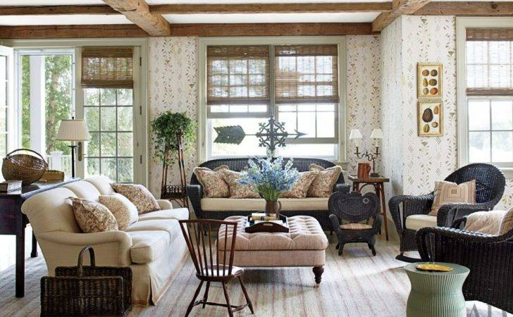 Relaxing Traditional Living Room Design Nice