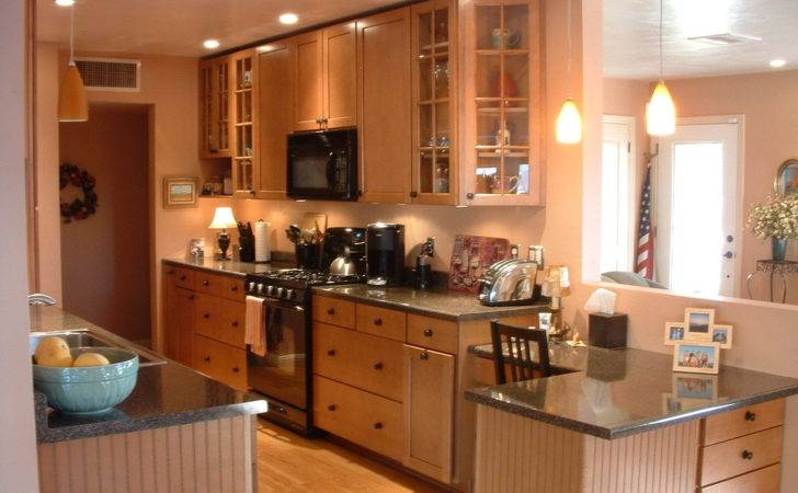 Remodel Galley Kitchen Ideas Modern Home Design Decor