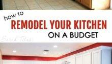 Remodel Your Kitchen Budget Sarah Titus