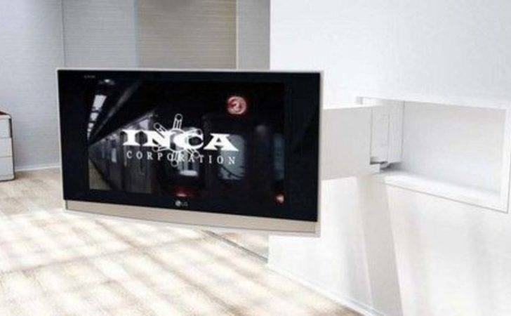 Remote Controlled Wall Mount System Your Flat Screen