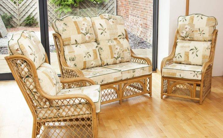 Replacement Cushion High Back Conservatory Furniture