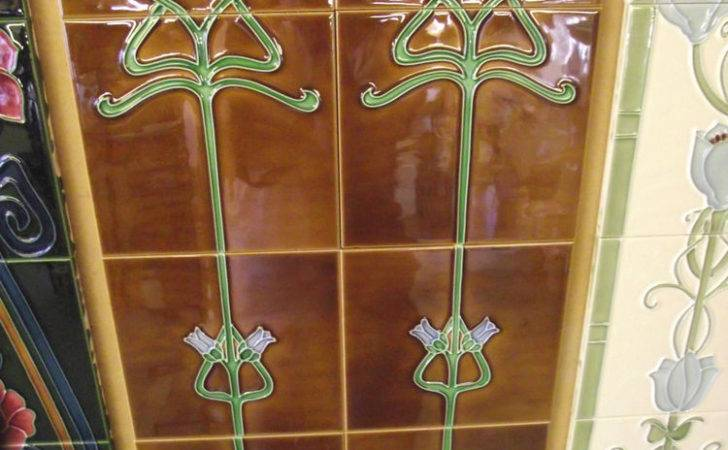 Reproduction Fine Victorian Fireplace Tiles Ebay