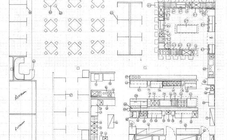 Restaurant Kitchen Layout Templates Dream House Experience