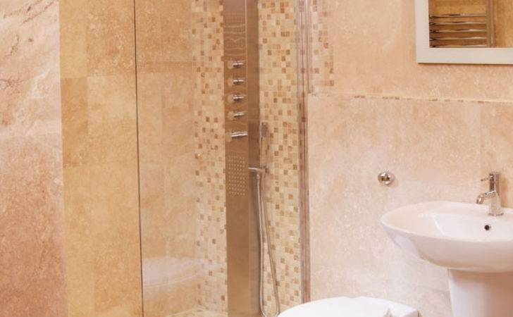 Reversible Wet Room Shower Screen