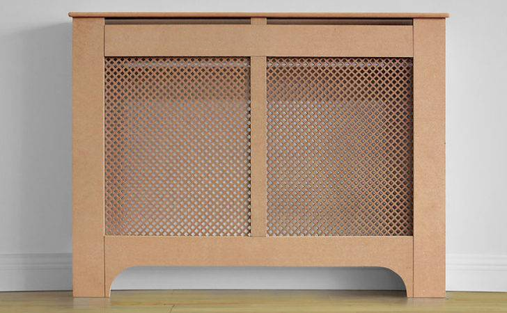 Richmond Radiator Cabinet Unfinished Mdf