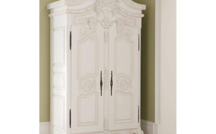 Rococo Antique French Wardrobe Stunning Addition Our