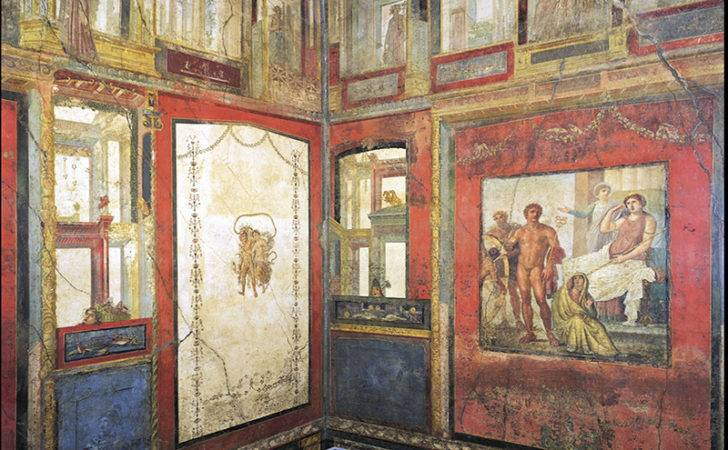Roman Wall Painting Styles Khan Academy