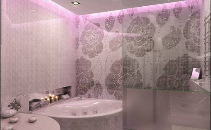 Romantic Bathroom Design Ideas Room
