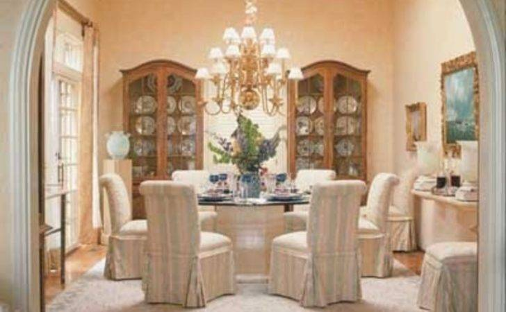 Romantic Dining Room Decorating Ideas Design Bookmark