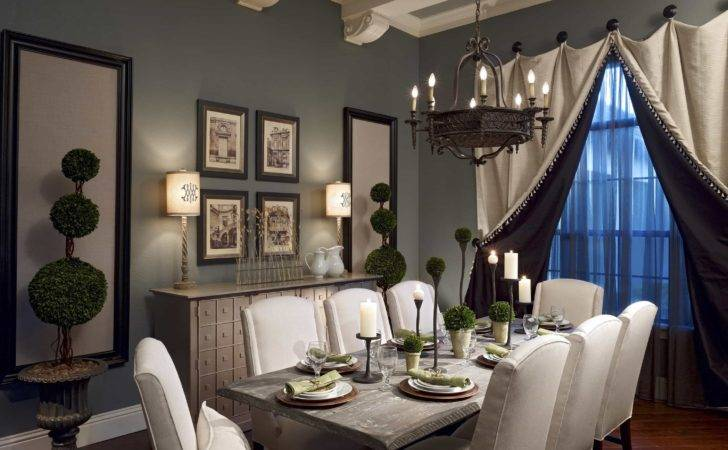Romantic Dining Room Furniture