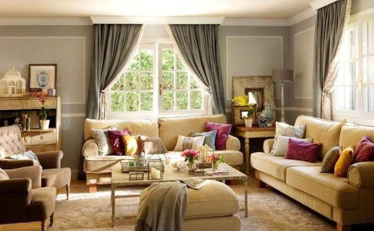Romantic Home Decorating Ideas Vintage Style Amplified