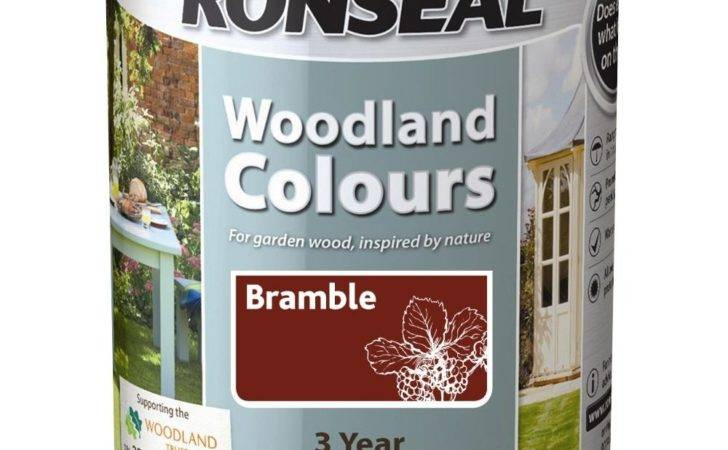 Ronseal Woodland Trust Colours Bramble