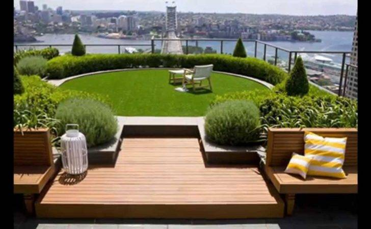 Roof Garden Its Benefits Decorifusta
