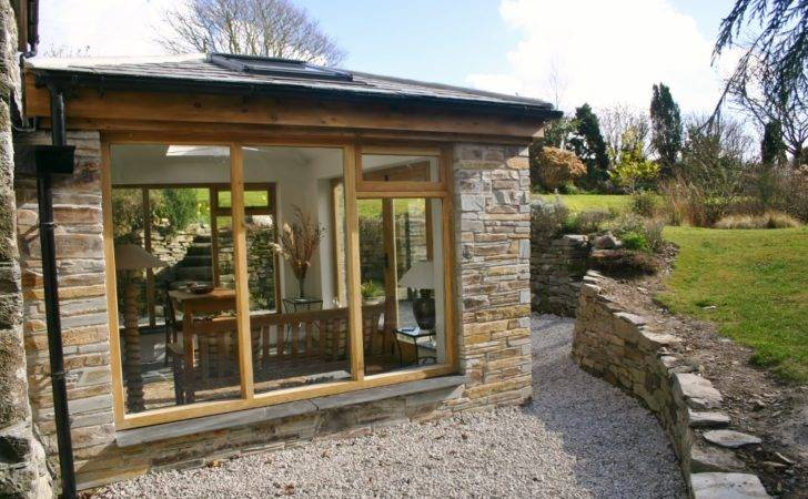Rookys Nook Luxury Holiday Cottage Garden Room