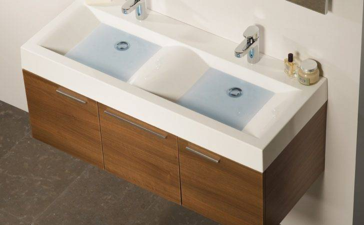 Roper Rhodes Envy Double Basin Bathroom Vanity