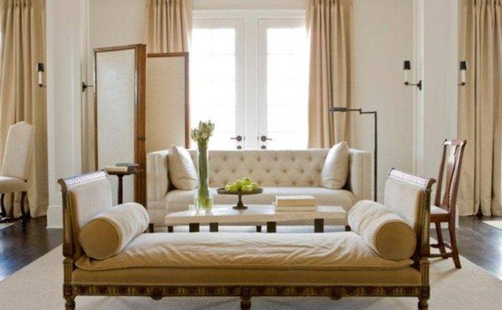 Rosa Beltran Design Using Daybed Living Room