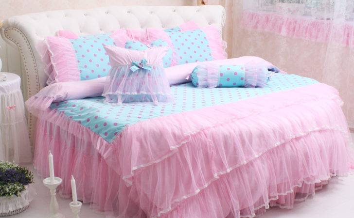 Round Beds Promotion Shopping Promotional