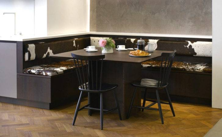 Roundhouse Banquette Style Seating Solution Modern