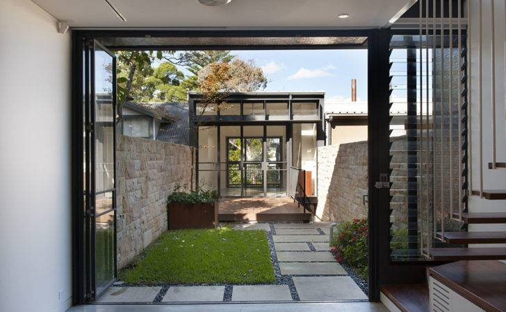 Rozelle Terrace House Carter Williamson Architects