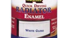 Rustins Quick Drying Radiator Enamel Paint Gloss