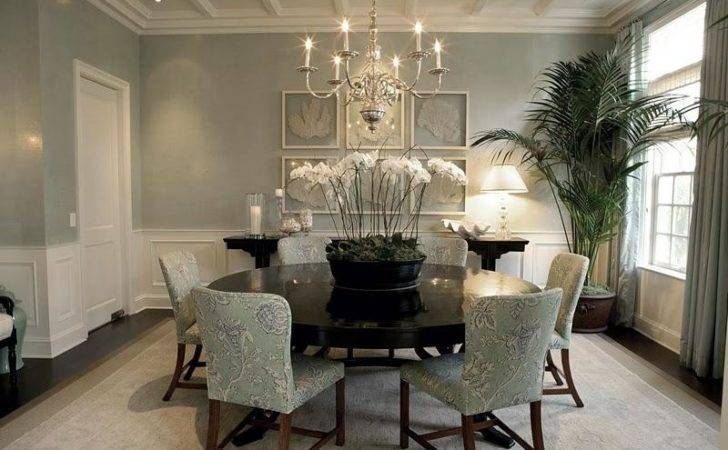 Sage Green Dining Room Photos