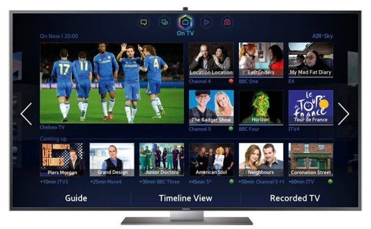 Samsung Tvs Fast Tracked Into Currys World Inside