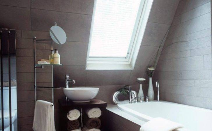 Sanctuary Attic Bathroom Bathrooms Housetohome