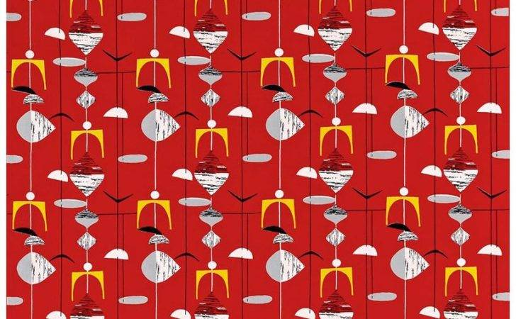 Sanderson Mobiles Fabric Collection Dfif