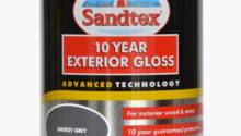 Sandtex Year Exterior Gloss Paint