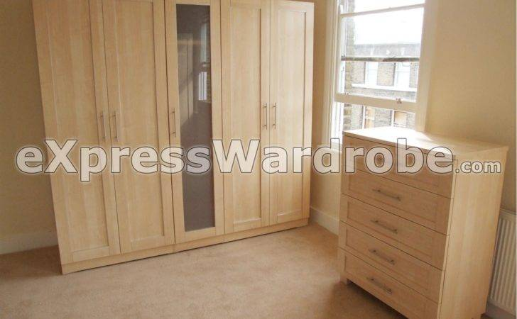 Schreiber Fitted Bedroom Furniture Ngopo