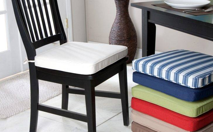 Seat Cushions Dining Room Chairs Large Beautiful