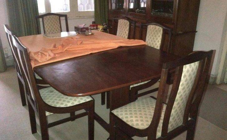 Second Hand Dining Table Chairs London Stocktonandco