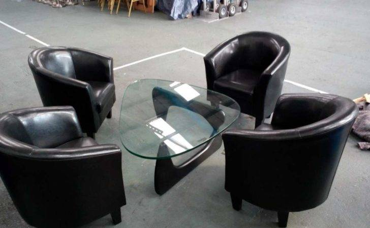Secondhand Pub Equipment Chairs Faux Leather