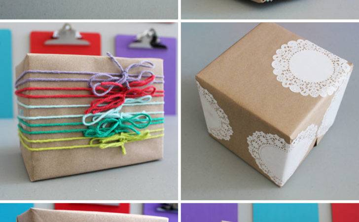 Seen Today Show Creative Ways Gift Wrap