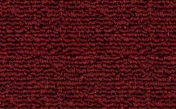 Select Red Commercial Carpet Tiles Flooring