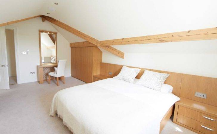 Self Contained Loft Conversion Strachan Case Study