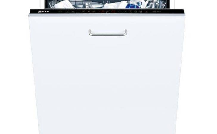 Series Fully Integrated Dishwasher Neff