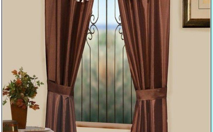 Sew Curtain Attached Valance