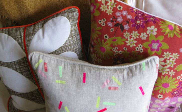 Sew Piping Into Pillow Professional Finish