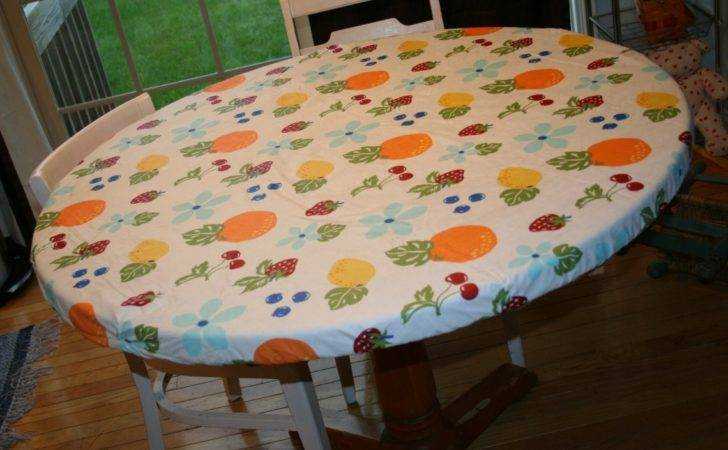Sewing Chick Fitted Tablecloths All Rage