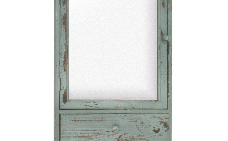 Shabby Chic Bathroom Cabinet Furniture Cabinets
