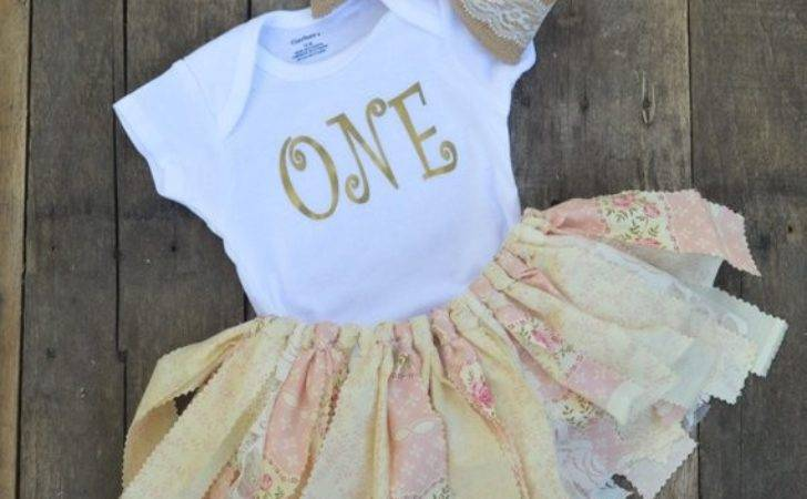 Shabby Chic Floral Outfit Fabric Tutubirthday Tutu