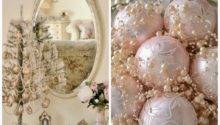 Shabby Love Pastel Christmas Decor Ideas