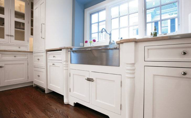 Shaker Kitchen Style Painted