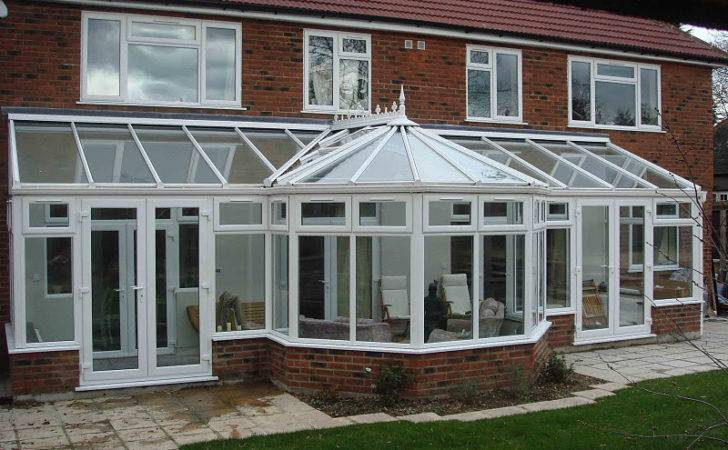 Shaped Conservatories Coral Windows