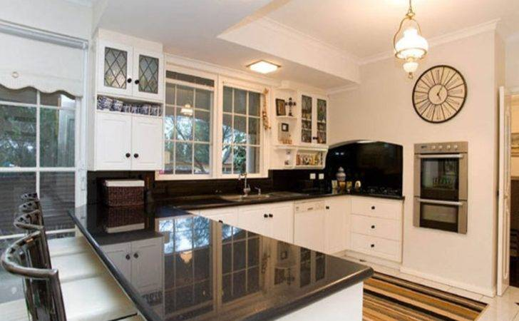 Shaped Kitchen Amazing Perfect Home Design