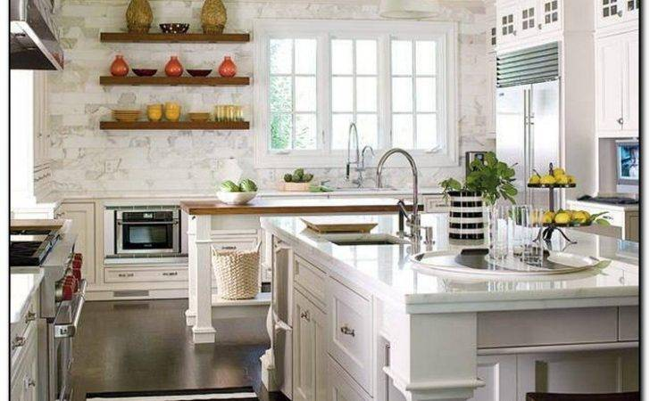 Shaped Kitchen Design Ideas Tips Home Cabinet Reviews