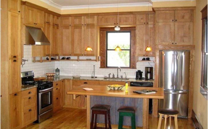 Shaped Kitchen Designs Small Kitchens Correctly