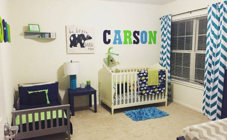 Shared Room Our Toddler Baby Boy Kids Ideas